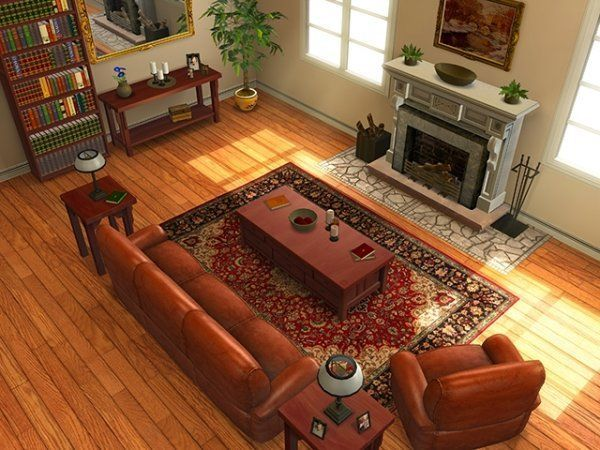Salon sims 3 for Living room ideas sims 3