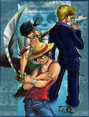 Les images de One Piece